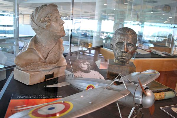 Exhibición Aviación Chilena